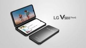 الإعلان رسميًا عن الهاتف الجديد LG V50S ThinQ في كوريا الجنوبية