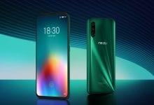 صورة الإعلان رسميًا عن الهاتف الجديد Meizu 16T المزود بشاشة Super AMOLED وبمعالج Snapdragon 855