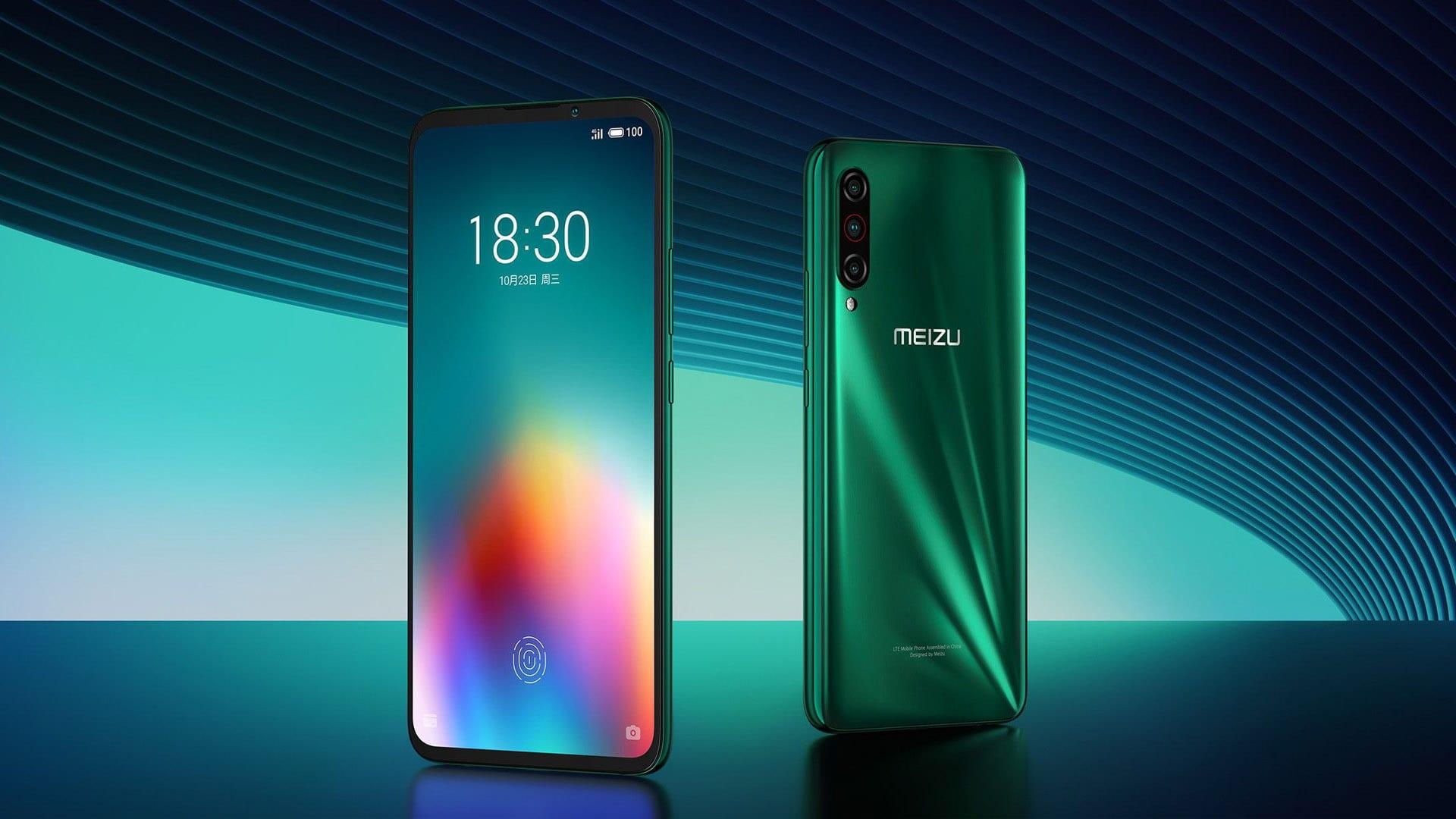 الإعلان رسميًا عن الهاتف الجديد Meizu 16T المزود بشاشة Super AMOLED وبمعالج Snapdragon 855