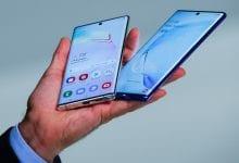 صورة النسخة الإقتصادية من هاتف Galaxy Note 10 ستحمل إسم Galaxy Note 10 Lite