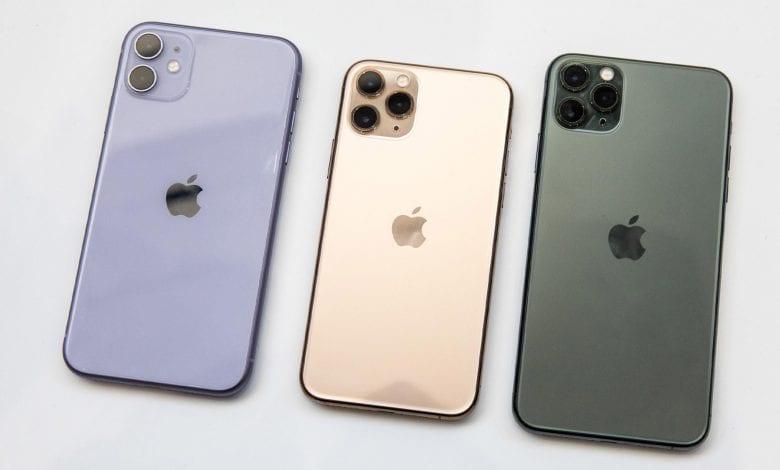 صورة بيع أكثر من 130,000 وحدة من هواتف iPhone 11 في يومها الأول في سوق كوريا الجنوبية