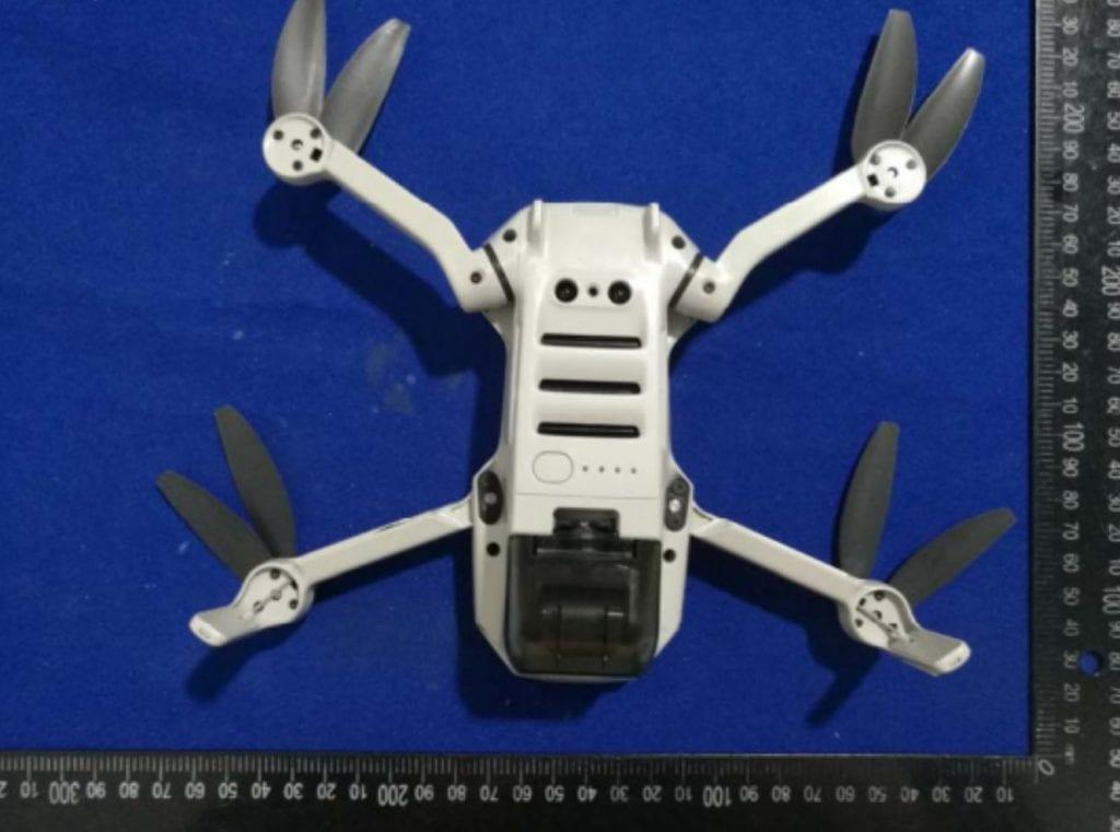 تسريبات مصورة لطائرة DJI Mavic Mini قبل الإعلان الرسمي عنها نهاية هذا الأسبوع