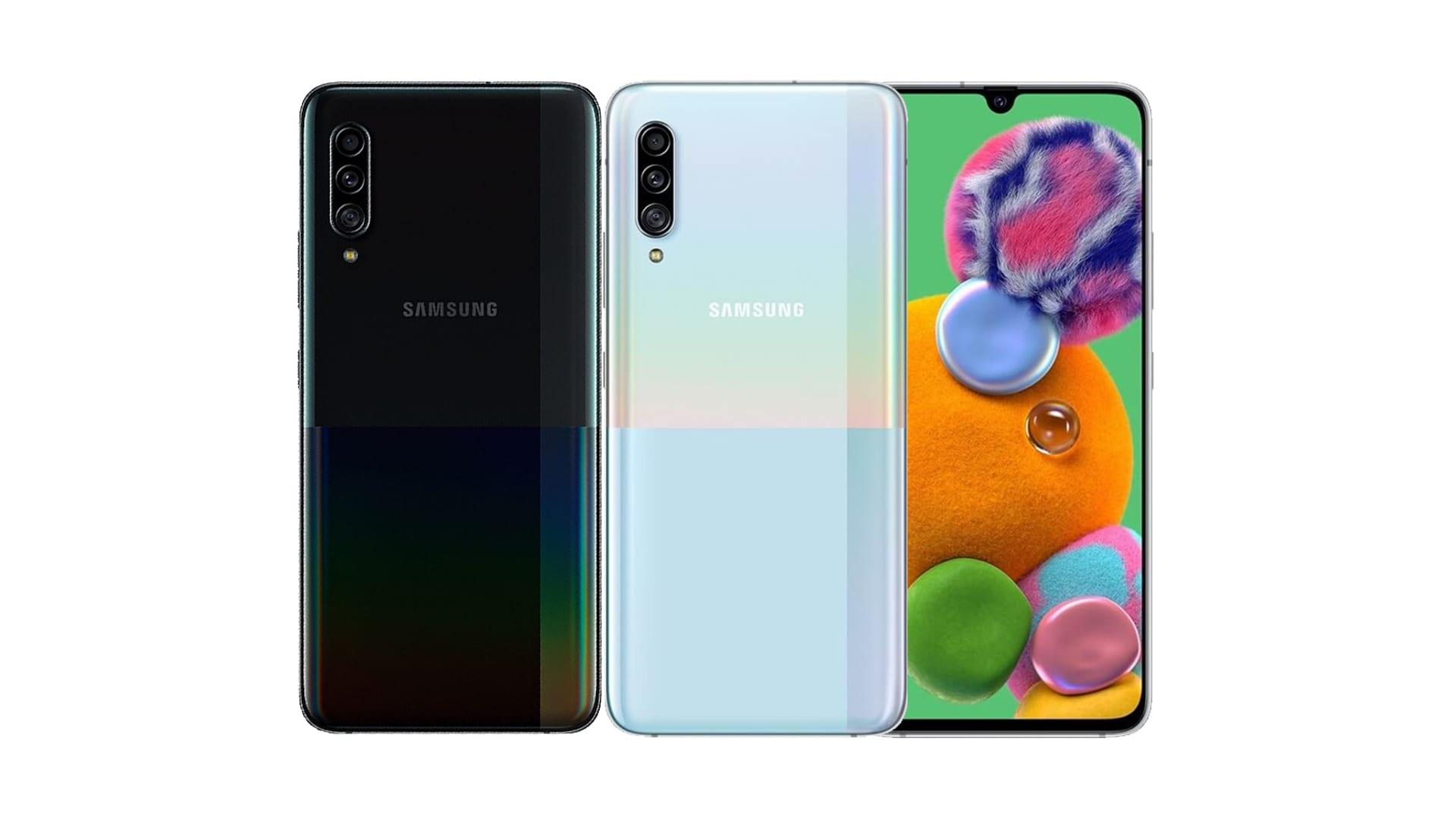 تسريب جديد يقول أن الهاتف القادم Galaxy A91 سيصل مع مواصفات راقية وسيدعم الشحن السريع بقوة 45W