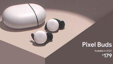 صورة شركة Google تزيح الستار رسميًا عن الجيل الثاني من السماعات اللاسلكية Pixel Buds