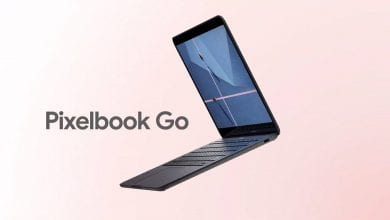 شركة Google تزيح الستار رسميًا عن الحاسوب المحمول PixelBook Go بسعر يبدأ من 649 دولار