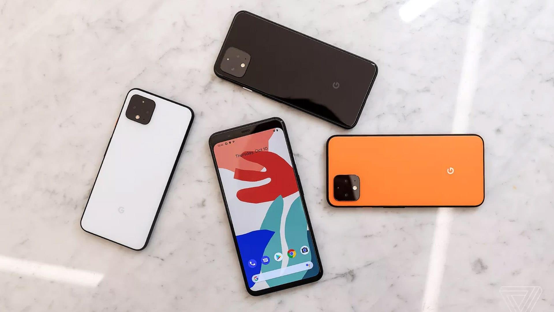شركة Google تكشف النقاب رسميًا عن الهاتفين Pixel 4 و Pixel 4 XL