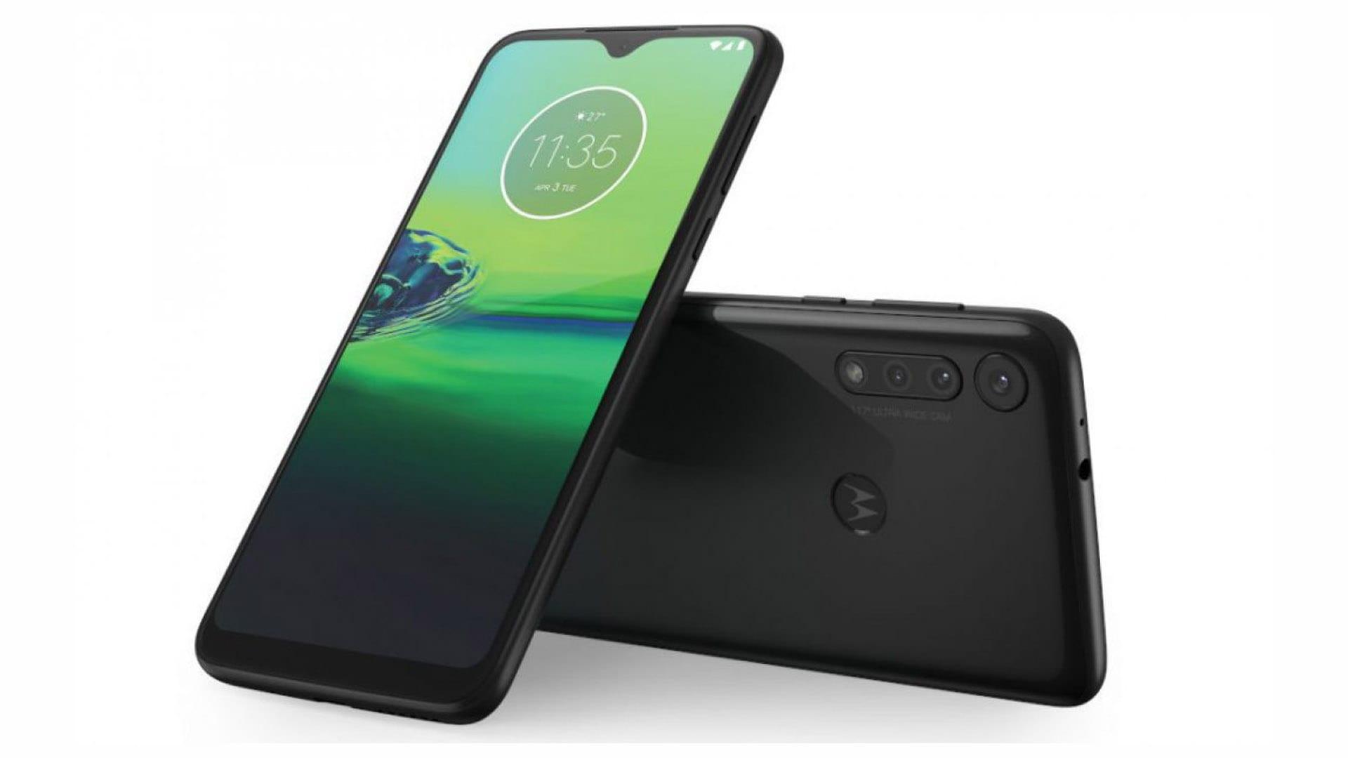 شركة Motorola تكشف عن هاتفها الجديد Moto G8 Play بثلاث كاميرات خلفية وبسعر يبدأ من 272 دولار