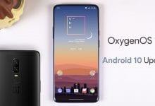 شركة OnePlus ستقوم بتحديث جميع هواتفها بعد OnePlus 5 إلى نظام Android 10