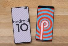 شركة Samsung تبدأ رسميًا بإختبار تحديث Android 10 لسلسلة هواتف Galaxy S10 Series