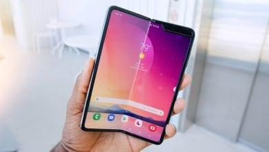 صورة شركة Samsung تقول أنها قادرة على بيع 5 إلى 6 ملايين هاتف قابل للطي في العام المقبل 2020