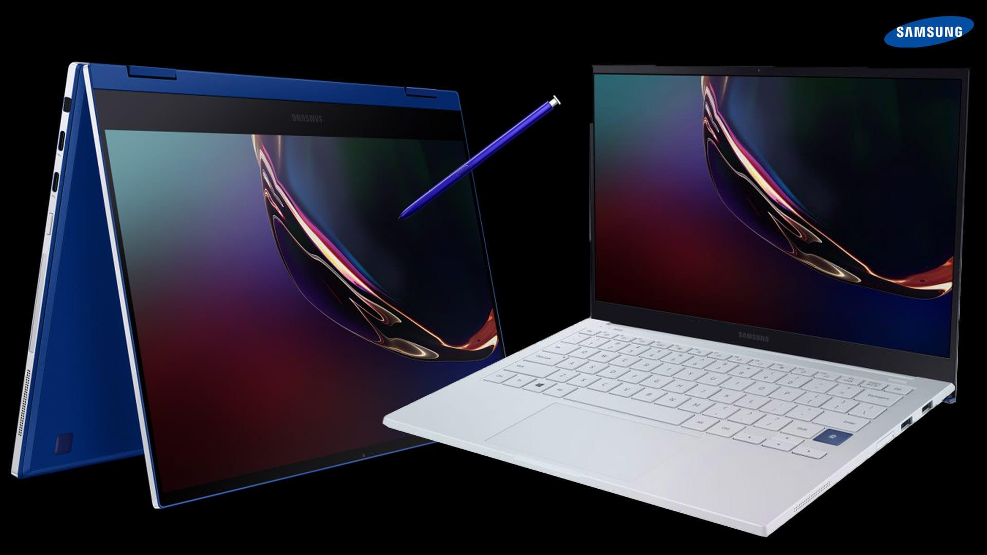 شركة Samsung تكشف رسمياً عن الحاسوبين اللوحيين Galaxy Book Flex و Galaxy Book Ion