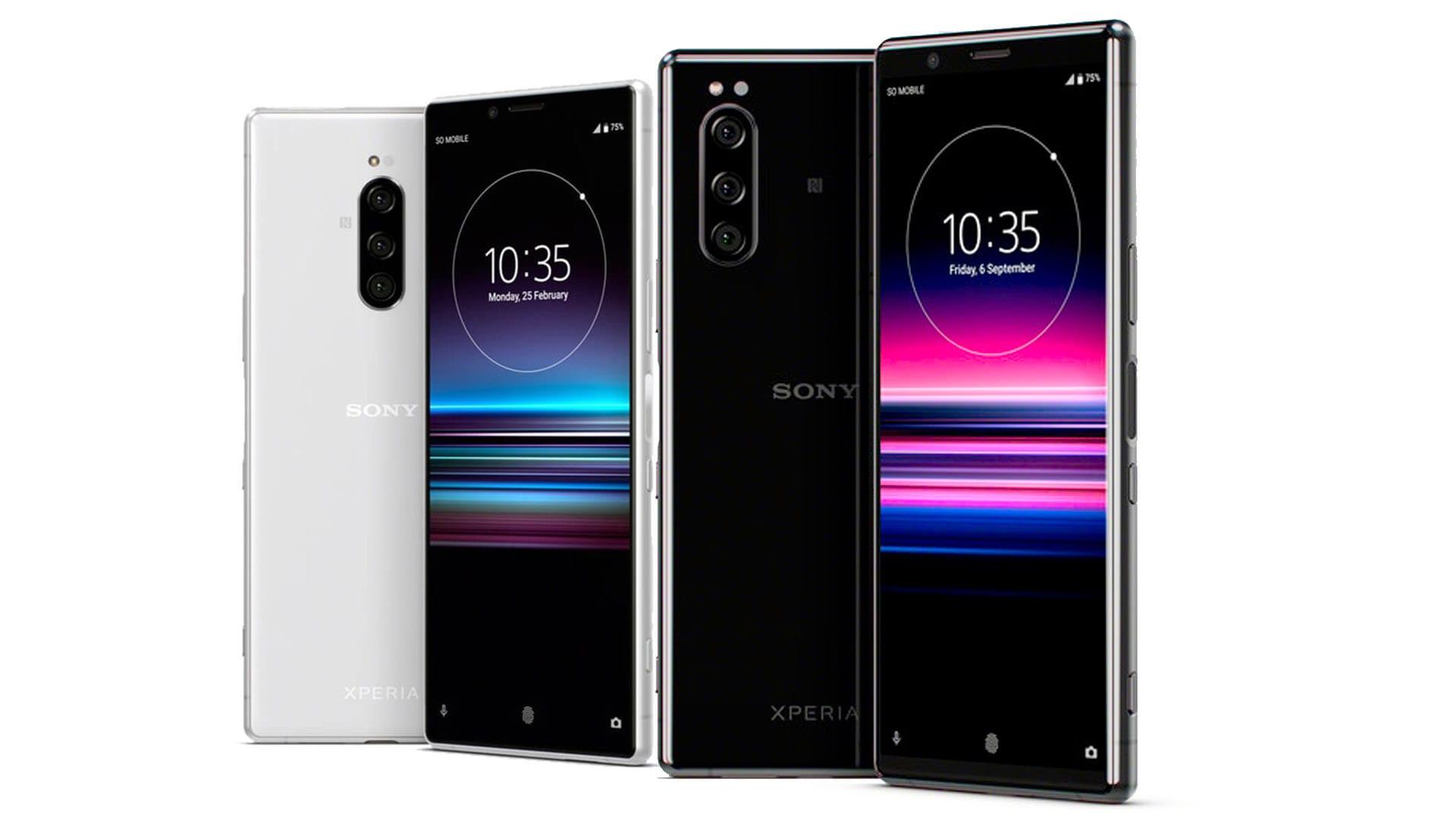 شركة Sony تكشف عن الهاتف الجديد Xperia 1 Professional Edition في اليابان