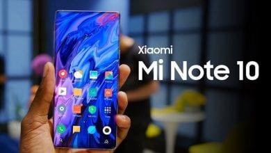 شركة Xiaomi تستعد للإعلان عن هاتفيها الجديدين Mi Note 10 و Mi Note 10 Pro قريباً