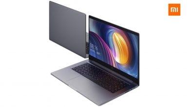 شركة Xiaomi تكشف رسمياً عن الحاسوب المحمول Mi Notebook Pro المزود بالجيل العاشر من معالجات إنتل