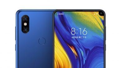 صورة شركة Xiaomi تُسجل براءة إختراع جديدة لهاتف ذكي بكاميرات أمامية سيلفي في الركن العلوي