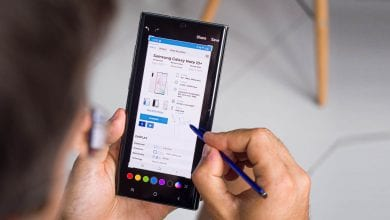 صورة الهاتف القادم Galaxy Note 10 Lite يظهر في إختبارات الأداء مع معالج Exynos 9810