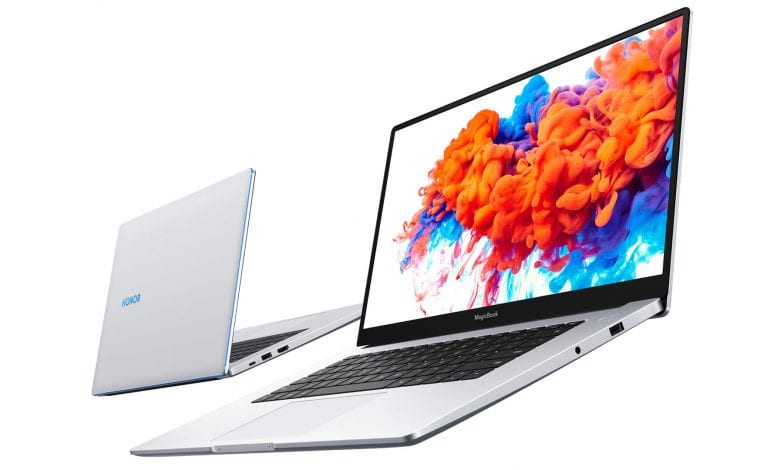 صورة شركة Honor تكشف عن حواسيب Honor MagicBook جديدة تأتي بأحجام 14 و 15.6 إنش