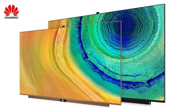 Photo of شركة Huawei تزيح الستار رسميًا عن تلفزيونات ذكية جديدة مزودة بكاميرات منبثقة وبنظام HarmonyOS