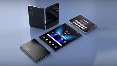 شركة Samsung تسجل براءة إختراع جديدة لجهاز لوحي بتصميم قابل للطي