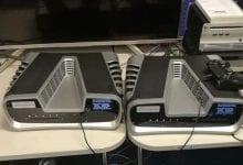 صورة صور حية لجهاز الألعاب القادم من شركة سوني وهو PLAYSTATION 5 مع DUALSHOCK 5
