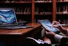 صورة آبل تعمل ربما على جهاز iPad قابل للطي، وفقا لتقرير جديد