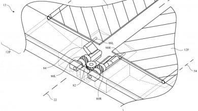 صورة أبل تقدم طلب للحصول على براءة اختراع لجهاز قابل للطي