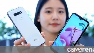صورة أعلنت LG Q51 عن شاشة عالية الدقة مقاس 6.5 بوصة وكاميرا ثلاثية وبطارية تبلغ 4000 مللي أمبير في الساعة