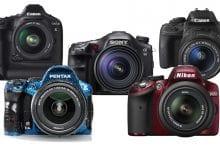 صورة أفضل كاميرات DSLR 2020: أفضل كاميرات عدسات قابلة للتبديل متاحة للشراء اليوم