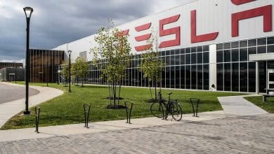 صورة أمرت Tesla بتعليق العمل في Gigafactory الأوروبي الأول