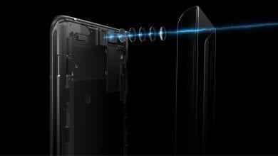 صورة الهاتف Vivo APEX 2020 وصل رسميًا مع كاميرا في الشاشة، وكاميرا مُقربة في الخلف