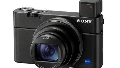 صورة تطلق Sony RX100 VII الجديدة ، مع إدخال الميكروفون والتقاط أفضل HDR بدقة 4K