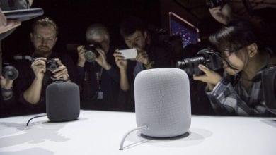 صورة تقرير جديد يقترح صدور Apple HomePod Mini في وقت لاحق من هذا العام