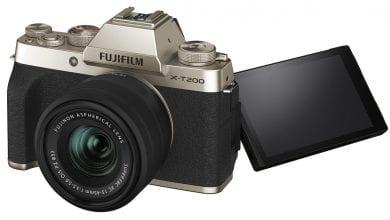 صورة توفر Fujifilm X-T200 مجموعة من التحسينات على نظام دخول بدون مرآة