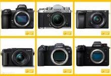 صورة فيما يلي أسماء المرشحين لجوائز EE Pocket-lint لأفضل كاميرا 2019 وكيفية التصويت