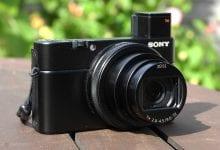 صورة كاميرا سوني RX100 VI المدمجة فقط 639 £ اليوم
