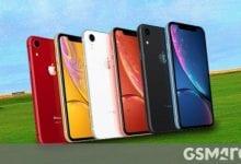 صورة كان iPhone XR أشهر هاتف في عام 2019 ، حيث تتصدر Samsung سوق 5G