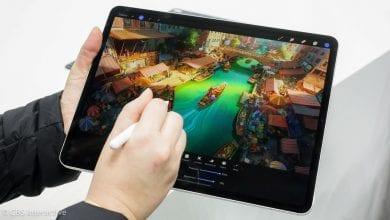 صورة لوحيات iPad Pro قد تأتي مع مستشعرات ثلاثية الأبعاد في العام 2020