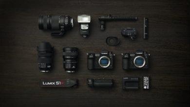 Photo of مجموعة مجموعة Panasonic Lumix S1 المثالية