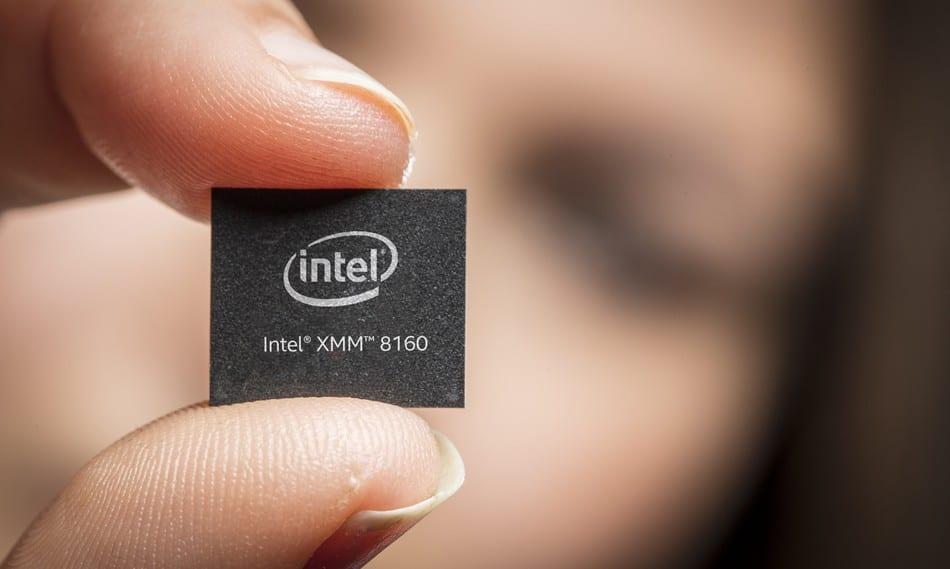 Intel XMM 8160 5G Modem