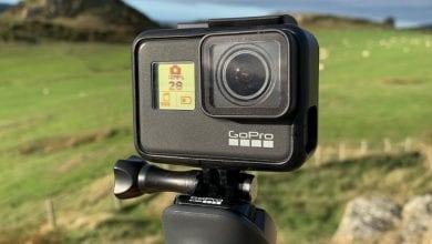 """صورة من GoPro Hero 8 يظهر أن الشركة قد تكون أكثر """"احترافية"""""""
