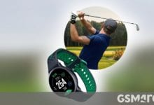 صورة وصول Samsung Galaxy Watch Active 2 Golf Edition إلى كوريا الجنوبية
