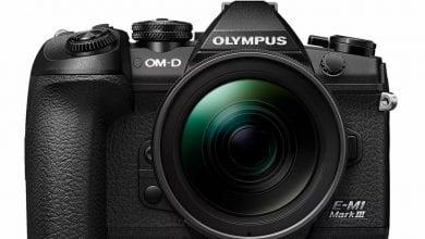 صورة يأخذ Olympus OM-D E-M1 التصوير الفوتوغرافي للمحترفين إلى آفاق جديدة