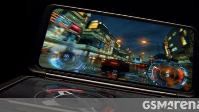 صورة يتدفق الفيديو الترويجي الأول من LG V60 ThinQ 5G حول ميزات الكاميرا