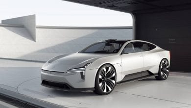 Photo of يعد مفهوم Polestar's Precept بمثابة عودة كهربائية سريعة مع تصميم داخلي مُعاد تدويره