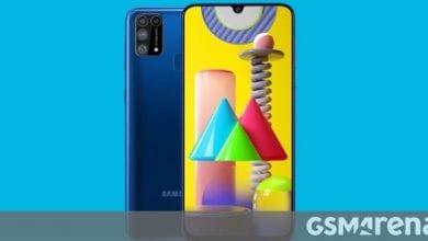 صورة يعمل جهاز Samsung Galaxy M31 رسميًا مع الكاميرا الرباعية وبطارية 6000 مللي أمبير في الساعة و Android 10
