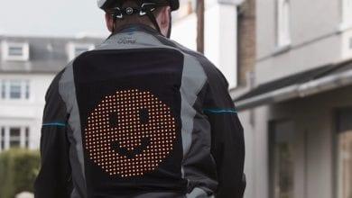 Photo of يهدف Ford's Emoji Jacket لراكبي الدراجات إلى تعزيز الوئام بين مستخدمي الطرق