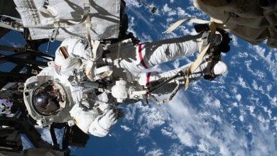 صورة 15 صورة لا تصدق من محطة الفضاء الدولية