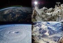 صورة 44 صورة لالتقاط الأنفاس من محطة الفضاء الدولية