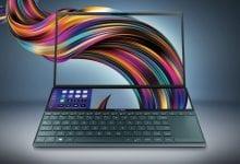 صورة ASUS ZenBook Duo يعود من جديد، ولكن هذه المرة مع شاشة أصغر