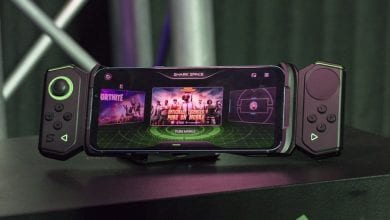 صورة تصميم Xiaomi BlackShark 3 يظهر جزئيًا في الفيديوهات التشويقية للهاتف
